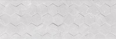 Braga white hexagon 25x75
